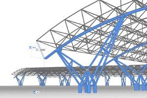 Проектирование большепролетных металлоконструкций